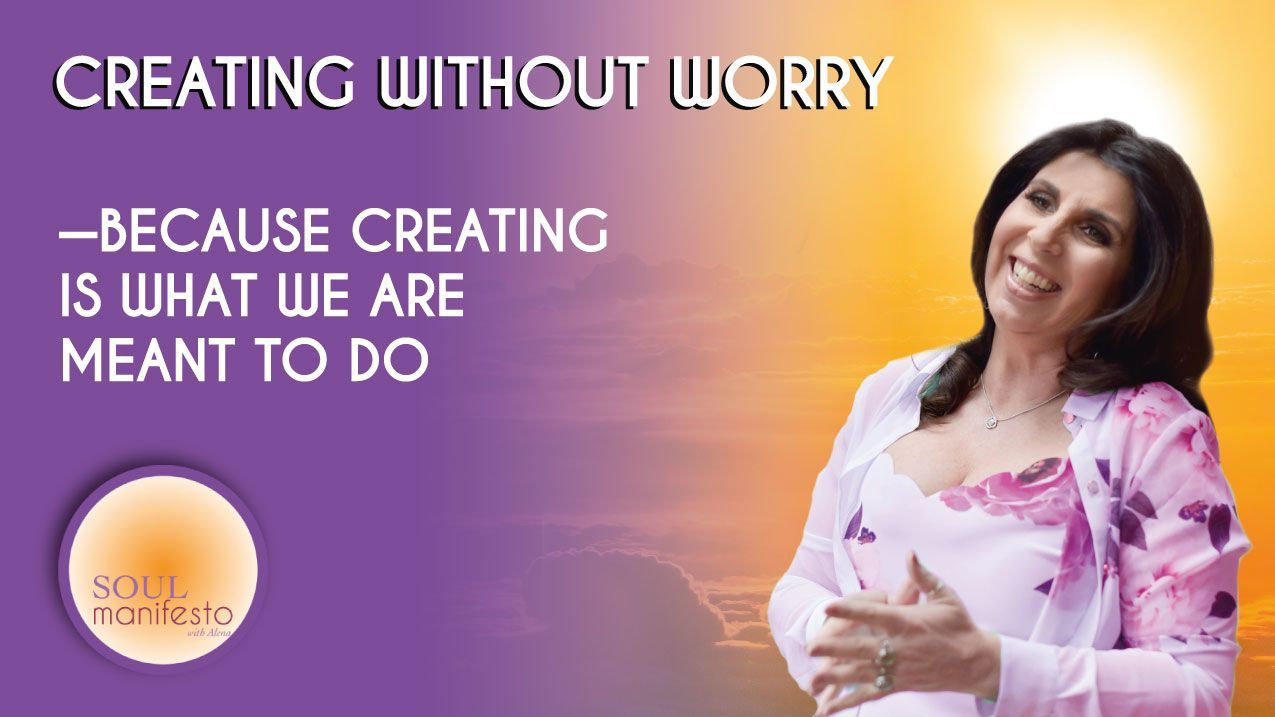 Creating Without the Worry