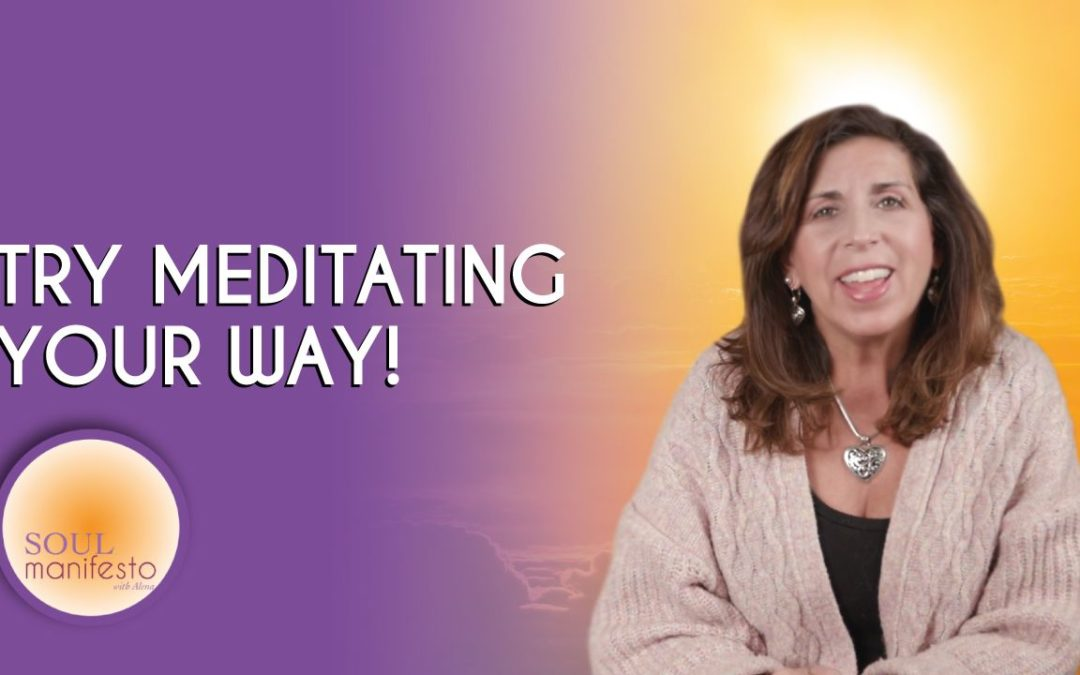 Finding it Hard to Meditate?