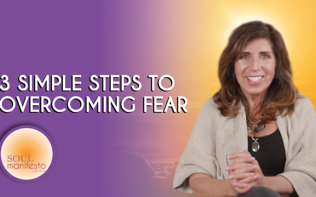Overcome Fear to Become Strong & Confident